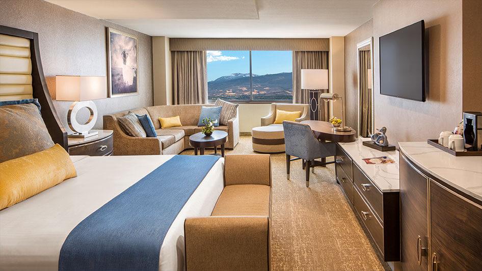 Grand Sierra Resort Hotel Reno