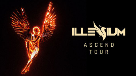 Illenium Concert- Ascend Tour- Reno Events Center