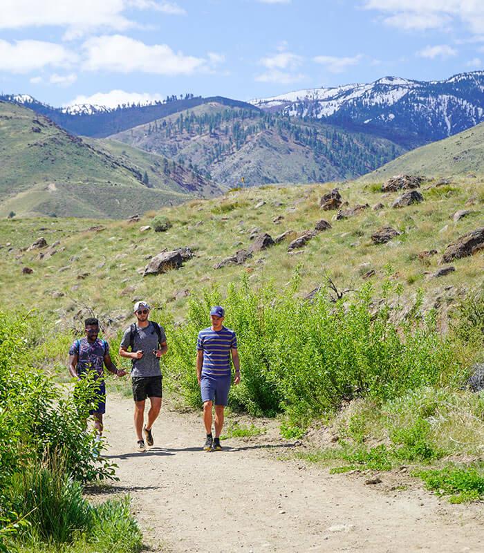 Reno 1868 FC Hiking