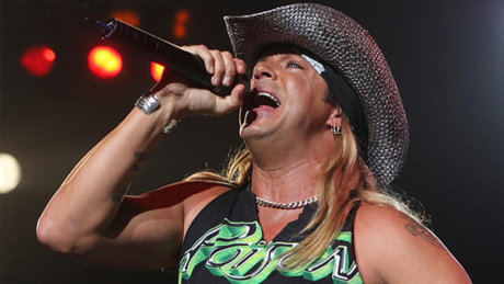 Bret Michaels with Warrant- Grand Sierra Resort, show