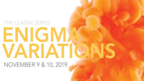 Enigma Variations, Pioneer Center for the Performing Arts, Concert
