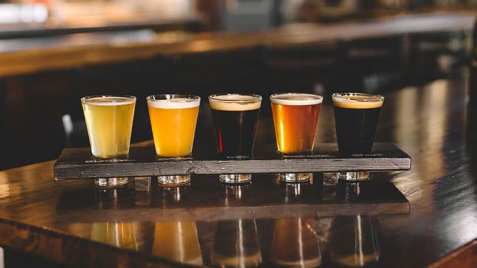 FiFtyFifty Brewing Co. Sample Beers