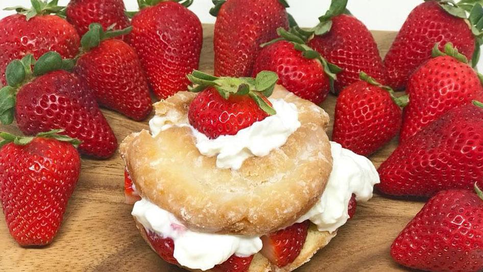 Franz Bakery Strawberry Pastry
