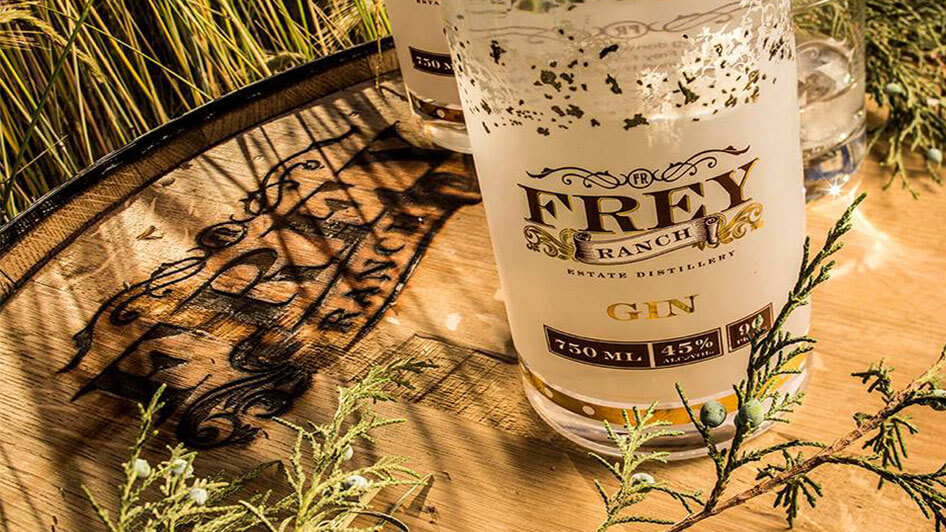 Frey Ranch Estate Distillery Gin