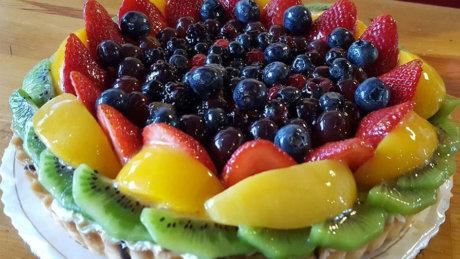 Josef's Vienna Bakery Fruit Tart
