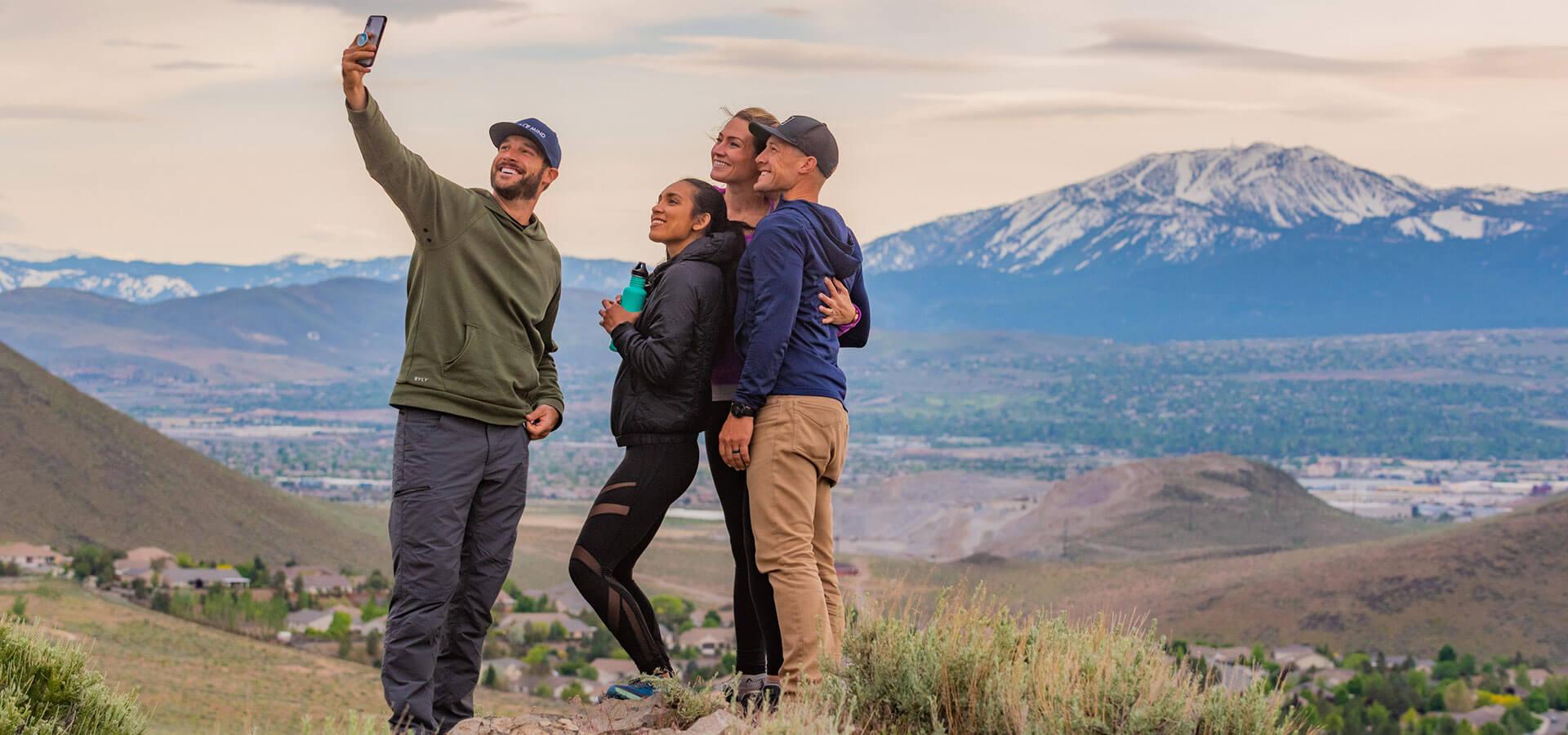Hidden Valley Hiking Reno