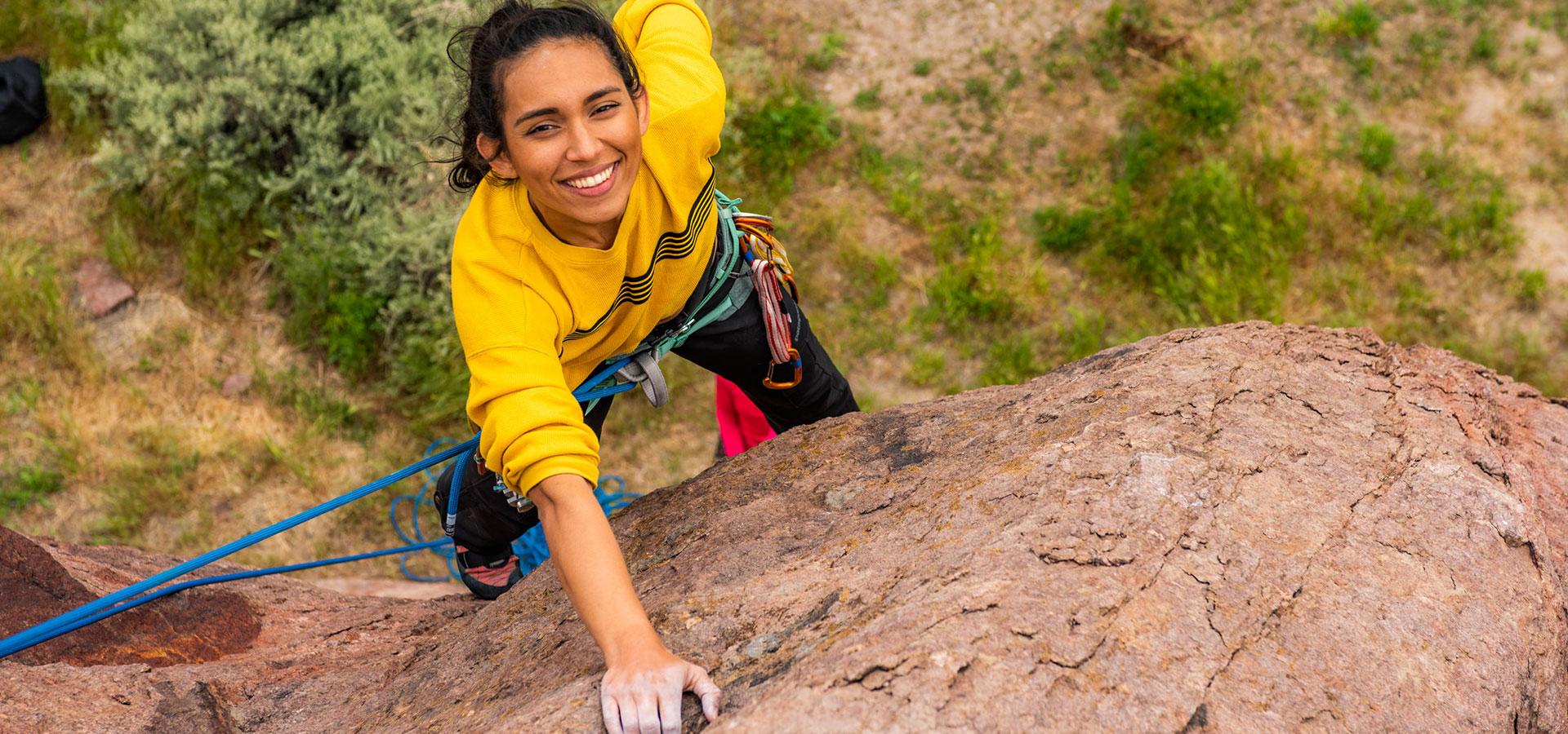 Rock Climbing Pig Rock Reno