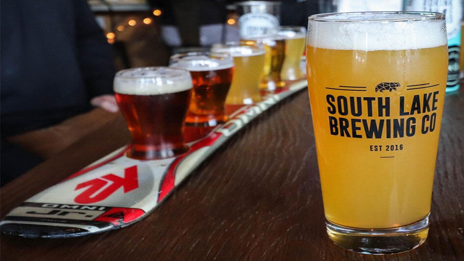 South Lake Brewing Co. Beer