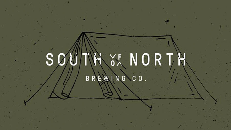 South of North Brewing Co. Logo