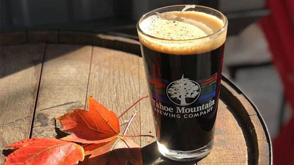Tahoe Mountain Brewing Company Beer