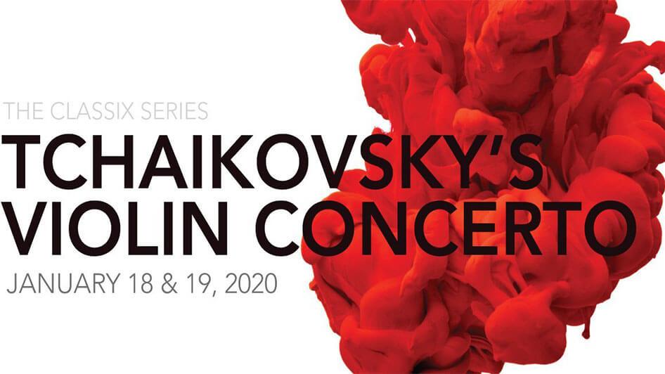 Tchaikovsky's Violin Concerto | Reno Tahoe