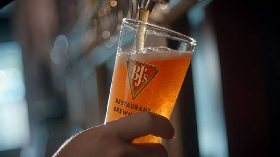 BJ's Restaurant and Brewhouse Beer