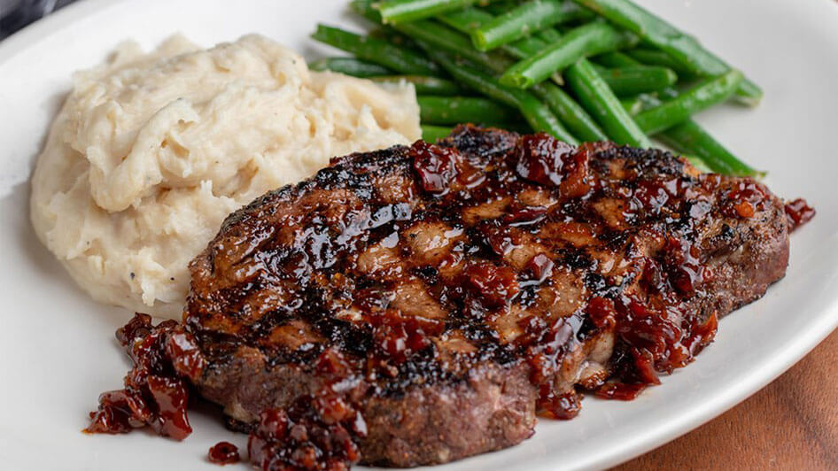 Bj's Restaurant and Brewhouse Steak