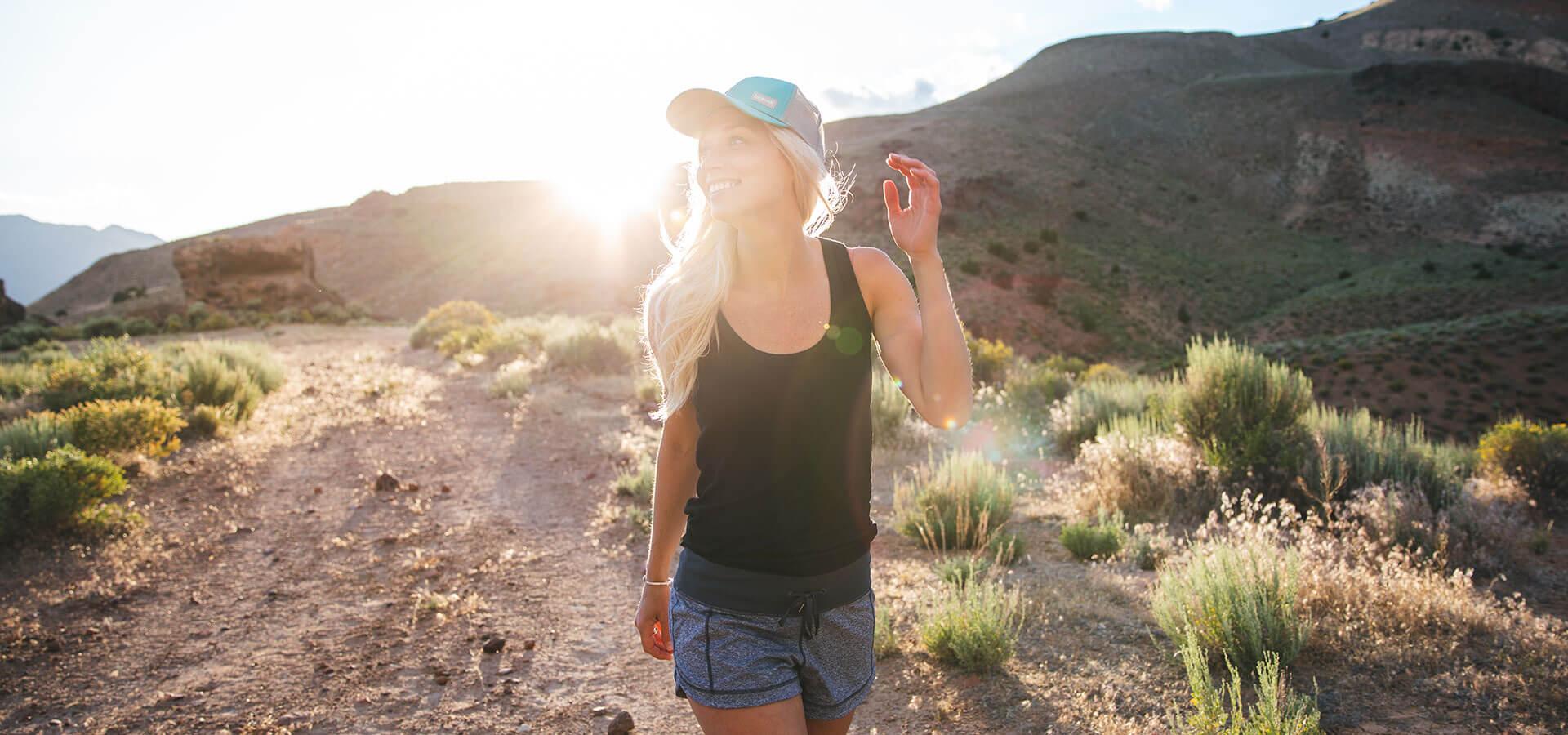 Desert Hiking bigtruck Hats Reno Tahoe