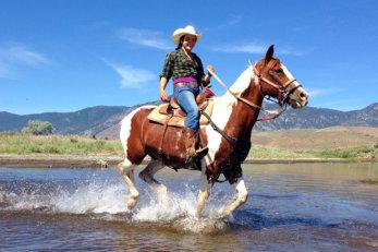 Horseback Riding Reno Carson Valley