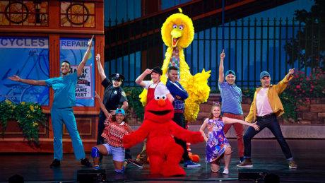 Sesame Street Live Make Your Magic Reno Events Center
