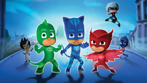 PJ Masks Live Reno Events Center