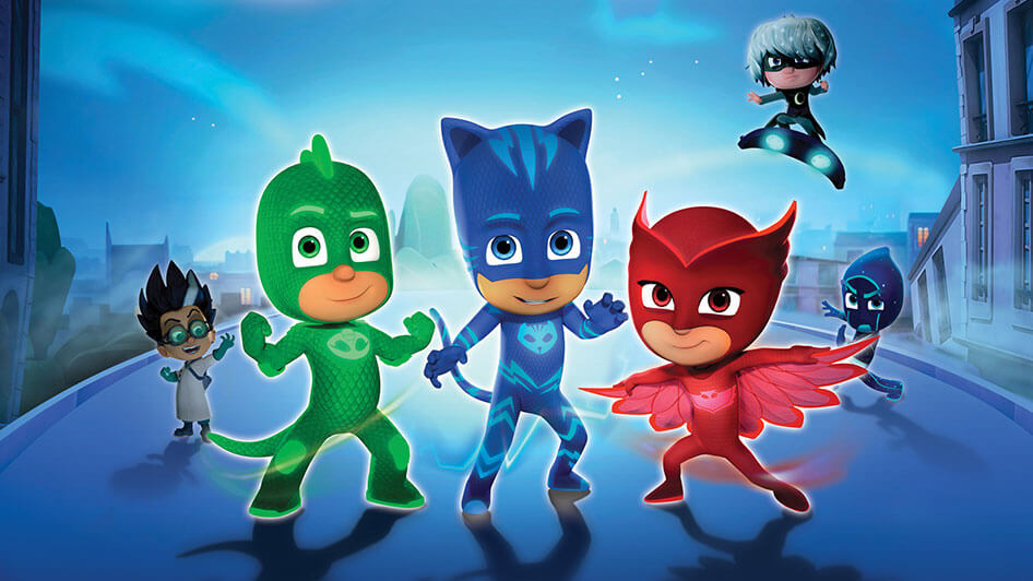 PJ Masks Live! Save The Day!