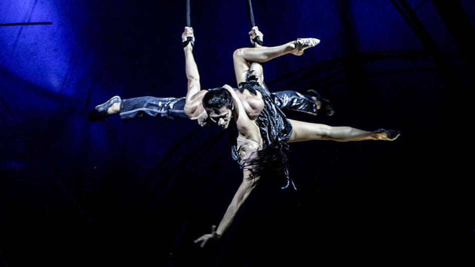 Magic Theater Circus Winter Dreams Reno