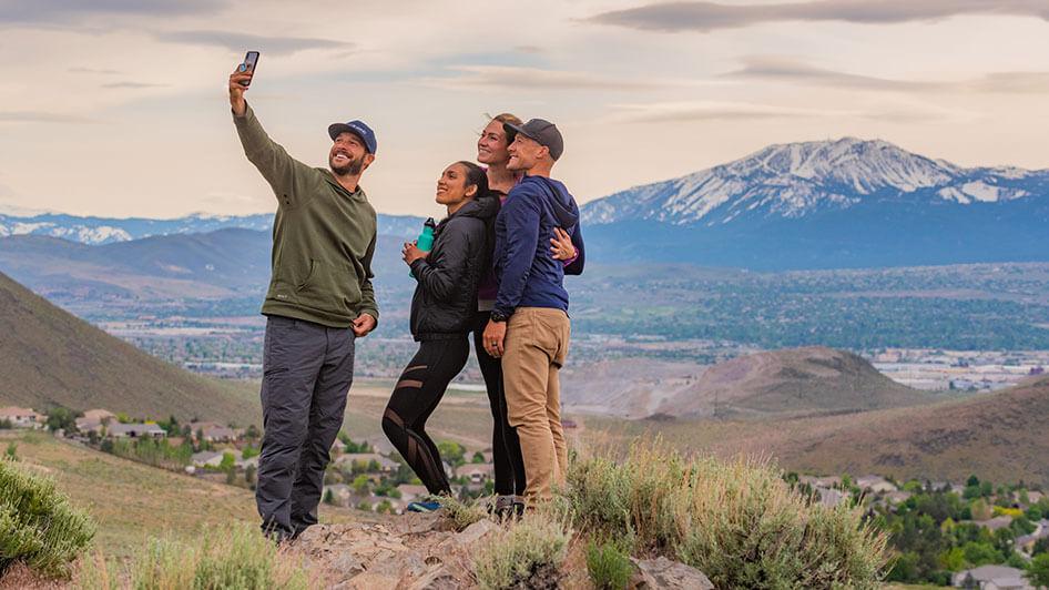 Hidden Valley Hike Reno Outbound Collective
