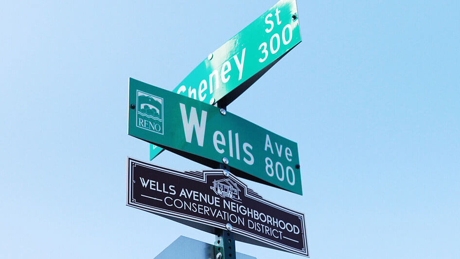 Wells Avenue Reno