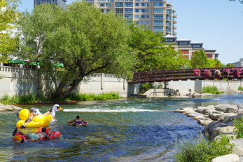 Truckee River Float