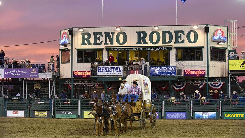 Reno Rodeo- Fred Cornelius