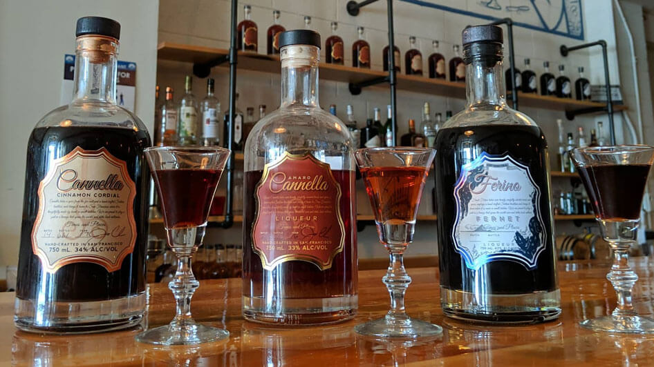 Ferino Distillery Reno Cocktails