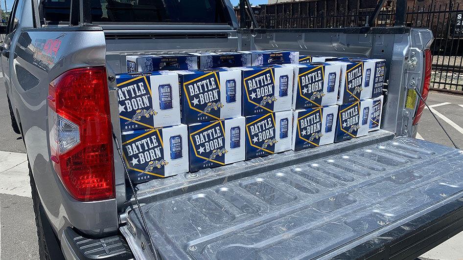 Battle Born Beer