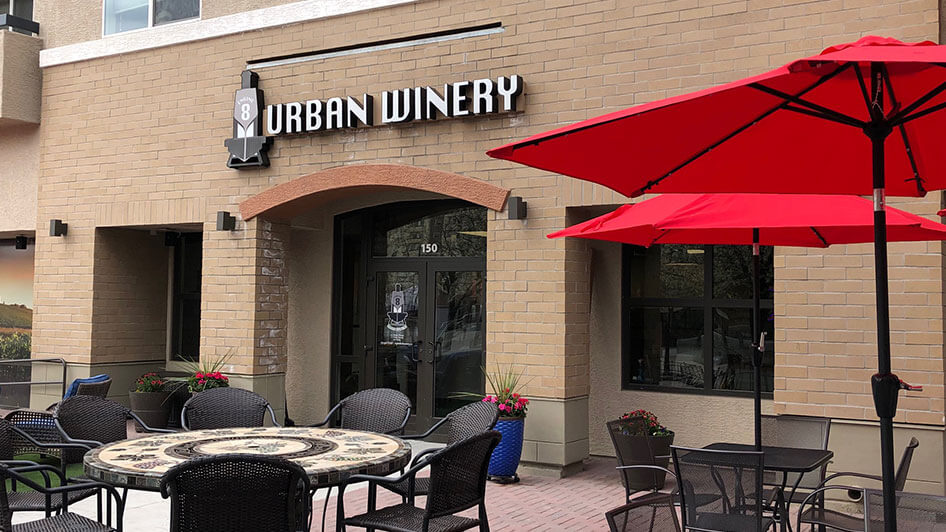 Engine 8 Urban Winery