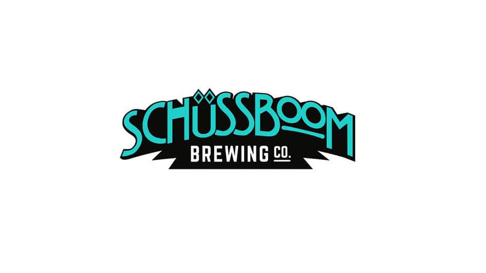 Schussboom Brewing logo
